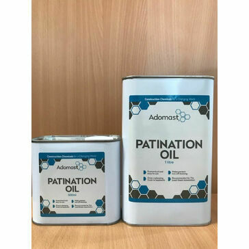 Adomast Patination Oil - 500ml-Box of 10