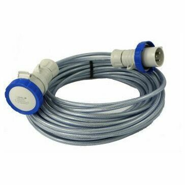 Leister 25m SAFETY EXTENSION LEAD 230V