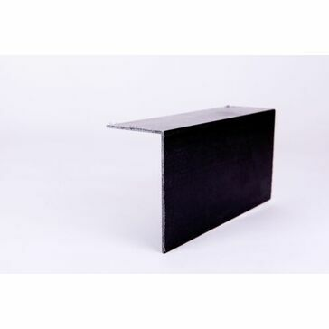 GRP Rofycom Roof Edge Trim - 100mm x 60mm