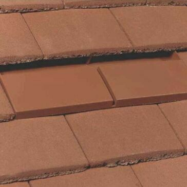 Profile-Line Uni-Plain Tile Vent