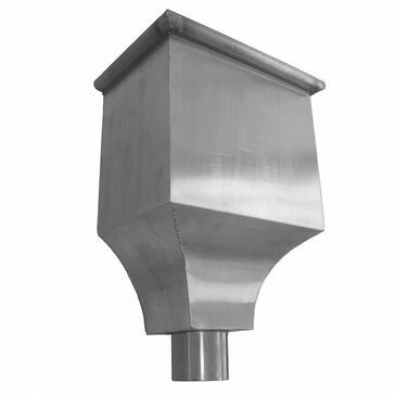 Hopper Head - Victoria - 260mm x 290mm x 190mm