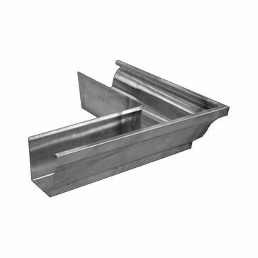 Stainless Large Ogee Corner - 90º External