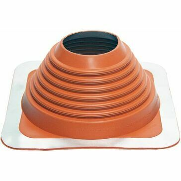 Master Flash STANDARD No 8 Silicone PIPE FLASHING - 171-343mm