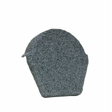 Grey Granulated End Cap
