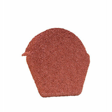 Red Granulated End Cap
