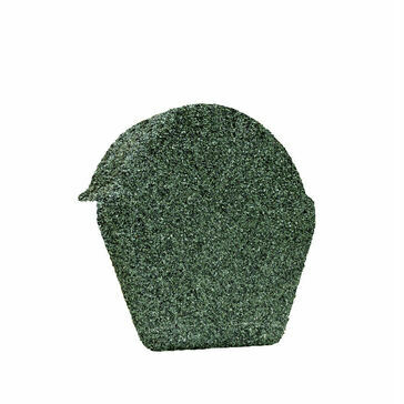 Green Granulated End Cap