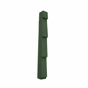 Green Granulated Lightweight Left Verge