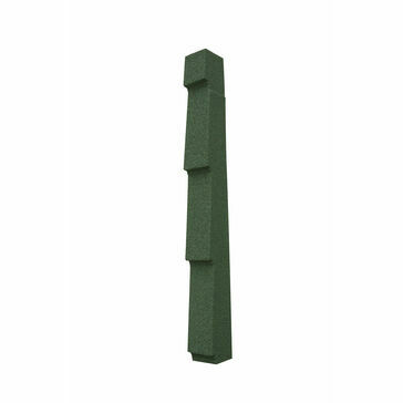 Green Granulated Lightweight Right Verge
