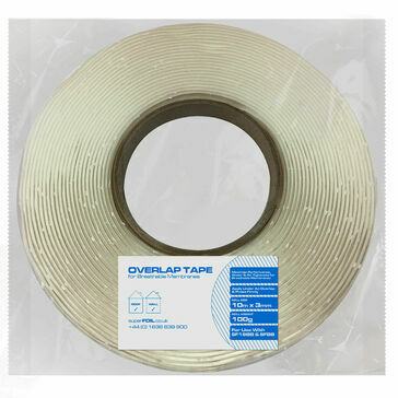 SuperFOIL Butyl Overlap Tape (100mm x 10m)