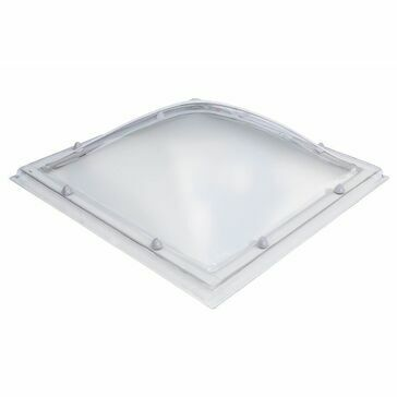 Em Dome S1a Rooflight - 550 x 550mm