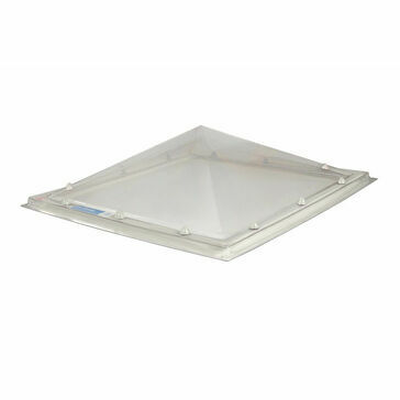 Em Dome S7 Triple Skin Pyramid Rooflight - 900 x 900mm