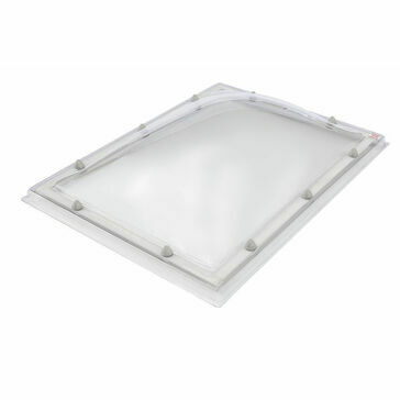 Em Dome R6g Double Skin Rooflight - 700 x 2000mm