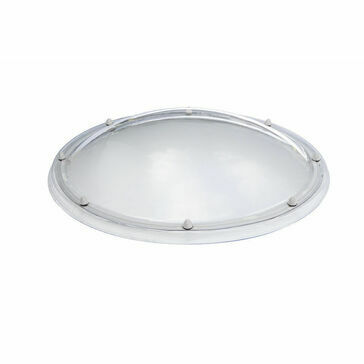 Em Dome C10a Triple Skin Rooflight - 1800mm diameter