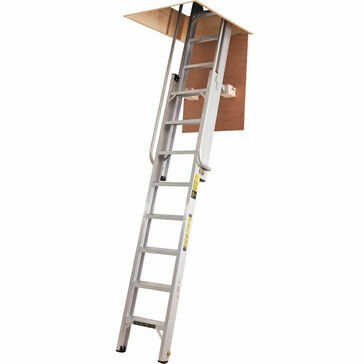Youngman Deluxe Loft Ladder BS EN14975