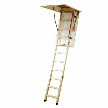 Youngman Eco S Line Loft Ladder EN14975