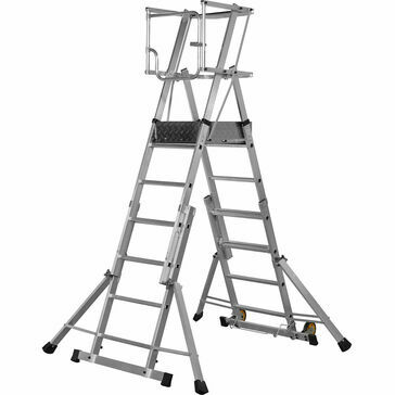 Youngmans Teleguard Ladder