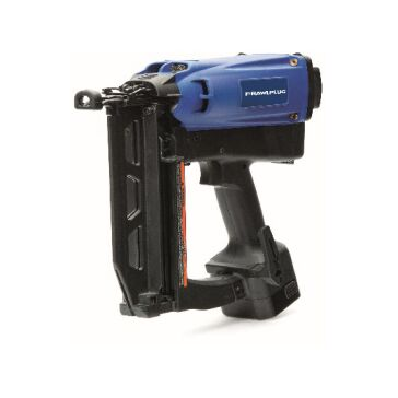 Rawlplug Gas Powered Second Fix Angled Brad Nailer (32 - 63mm Nails)