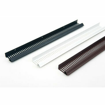 Timloc Soffit Vent Type C (10mm Opening) - Pack of 10