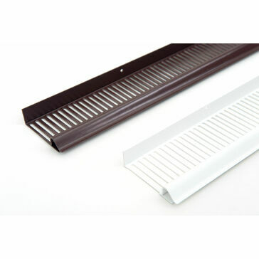 Timloc Soffit Vent Type C (25mm Opening) - Pack of 10