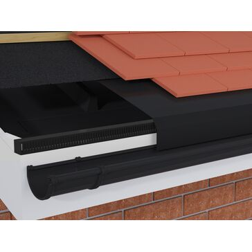 Overfascia eaves vent strip 25mm airflow 300mm - Pack of 10