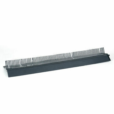 Timloc Over Fascia Eaves Ventilation System With Eaves Comb (900mm) - Black