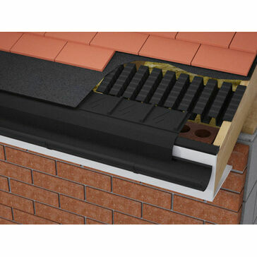 Timloc 3 in 1 Eaves Ventilation Pack (25mm Airflow / 600mm Rafter Tray)