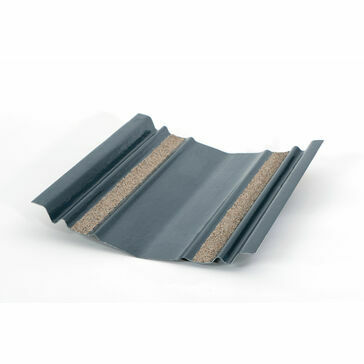 Timloc Wet Fix Universal GRP Valley Trough (Grey) - Pack of 10