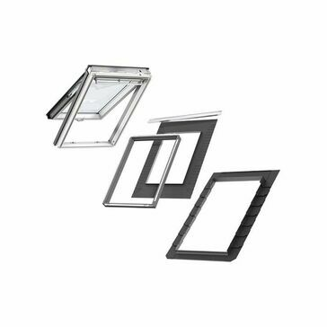 VELUX GPL SK06 S10L03 Window & Flashing Bundle for Slate - 114cm x 118cm