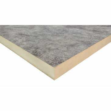 Ecotherm Eco Torch PIR Insulation Board - 80mm x 1200mm x 600mm (Pack of 4)