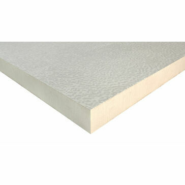 Ecotherm Eco Protect PIR Insulation Board - 120mm x 1200mm x 2400mm (Pack of 3)