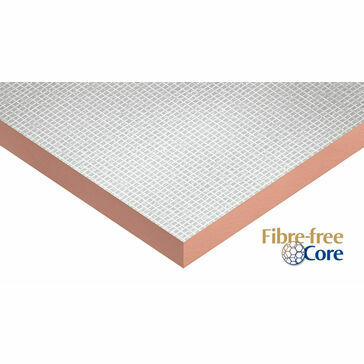 Kingspan Kooltherm K110 Soffit Insulation Board - 70mm x 1200mm x 2400mm (Pack of 4)