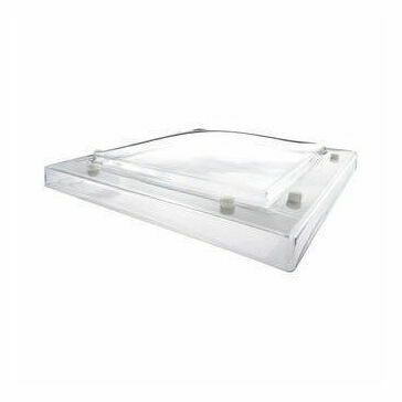 Mardome Polycarbonate Rooflights Direct Fix Dome - Triple Glazing 600mmx600mm