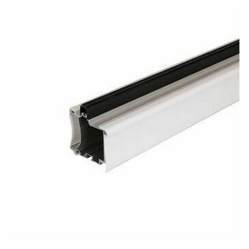 Corotherm Self Support Polycarbonate Eaves Beam White 4000mm