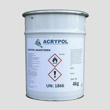 Acrypol Quartzdek Waterproof Floor Coating