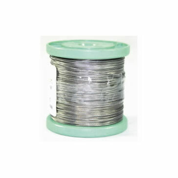 Pestfix 0.45mm 1 x 7 Nylon Coated Steel Pigeon Wire Reel