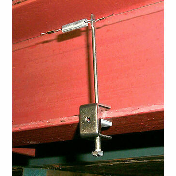 PestFix Single Head Beam Clamp Bird Post - 150mm x 4mm