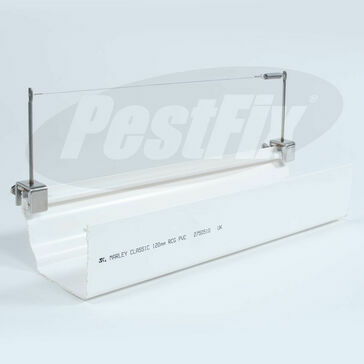 Pigeon Post and Wire Kit For Guttering - Double Head