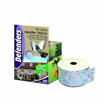 Defenders Holographic Bird Repeller Ribbon 30m