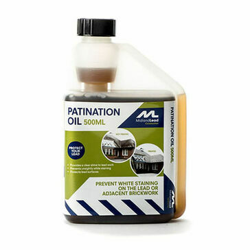 Midland Lead Patination Oil (0.5 litres)