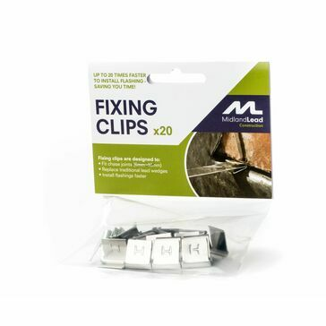 Midland Lead Fixing Clips