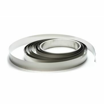 Midland Lead Stainless Steel Strip (Multi-Clip - 20m x 50mm)