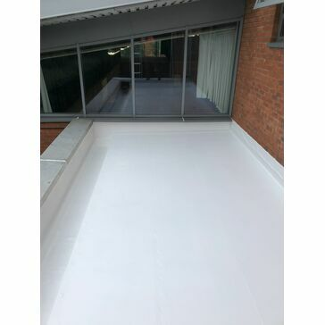 SWEPCO White Silicone Roof Coating (19 litres)