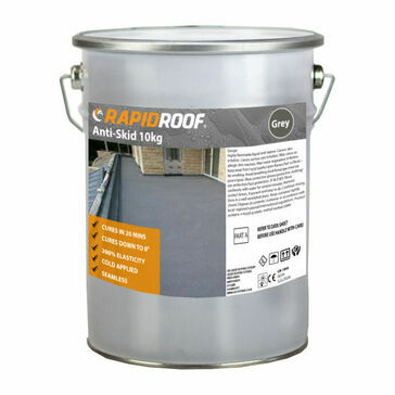 RapidRoof Waterproof & AntiSkid Kit - Grey