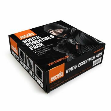 Scruffs Winter Essentials Pack - Hat, Neck Warmer & Gloves