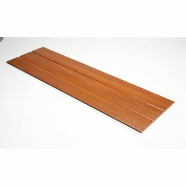 Guardian Foiled Hollow Soffit Board (300mm x 5000mm)