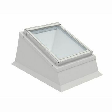 VELUX ECX CK04 0000T Flat Roof Insulated Wooden Kerb - 55cm x 98cm
