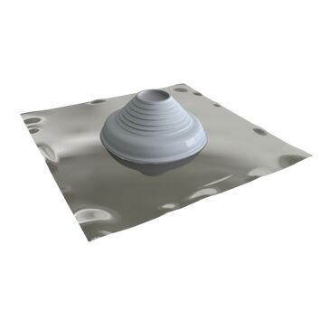 Seldek Aluminium Roof Flashing - Grey Silicone (110 - 200mm)