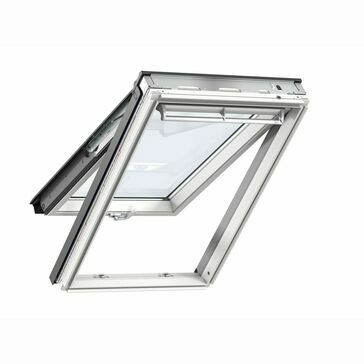 VELUX Top Hung GPL SD0L11101 Roof Window and Blackout Blind Bundle for Slate