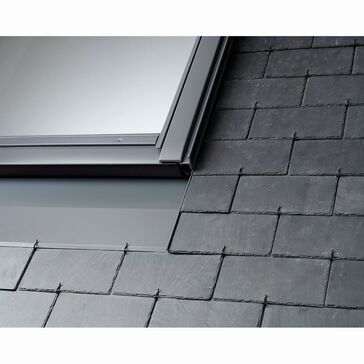VELUX EDN SK10 0000 Recessed Slate Flashing - 114cm x 160cm