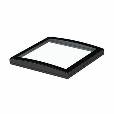VELUX ISD 090090 1093 Curved Glass Top Cover - 90cm x 90cm